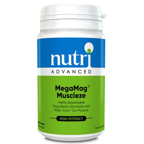 Nutri Advanced MegaMag Muscleze - 162g