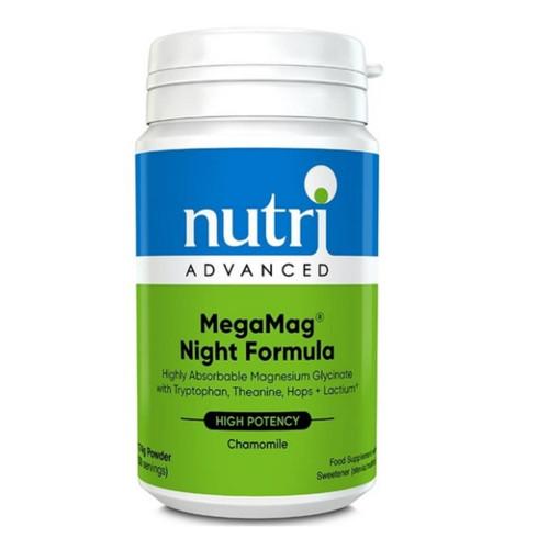 Nutri Advanced MegaMag Night Formula (Chamomile) - 169g