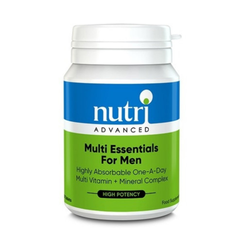 Nutri Advanced Mens Multi Essentials - 30 tablets