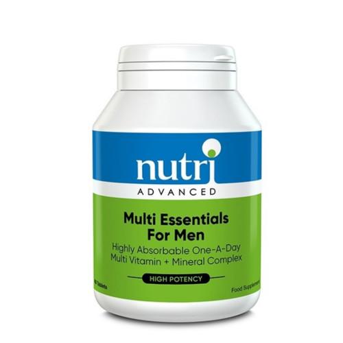 Nutri Advanced Mens Multi Essentials - 60 tablets