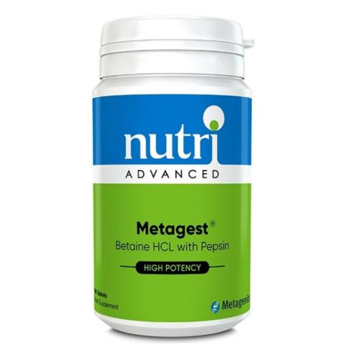 Nutri Advanced Metagest - 180 tablets