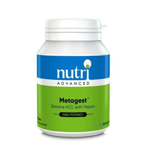 Nutri Advanced Metagest - 90 tablets