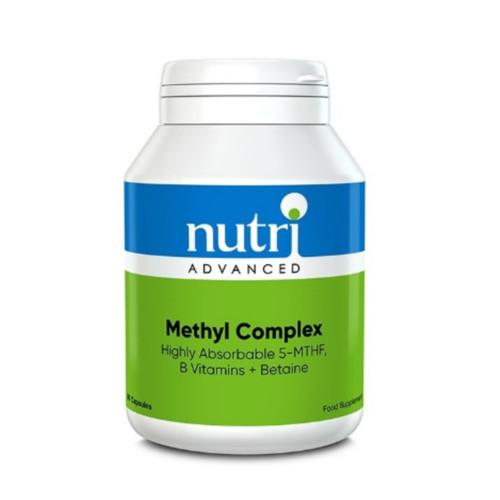 Nutri Advanced Methyl Complex - 90 capsules
