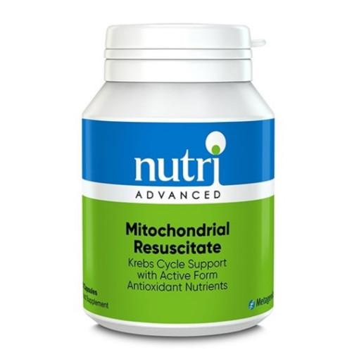 Nutri Advanced Mitochondrial Resuscitate - 50 tablets