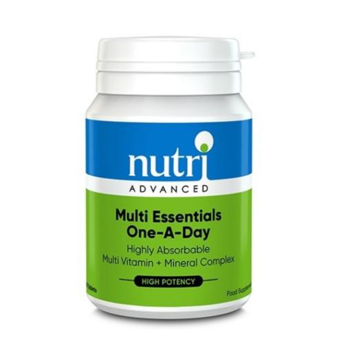 Nutri Advanced Multi Essentials One A Day - 30 tablets
