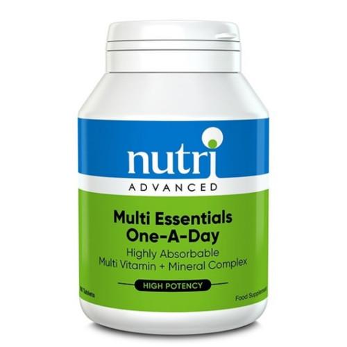 Nutri Advanced Multi Essentials One A Day - 60 tablets