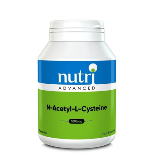 Nutri Advanced N-Acetyl-L-Cysteine (NAC) - 90 capsules