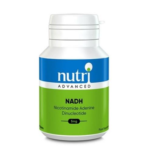 Nutri Advanced NADH 5mg - 60 tablets