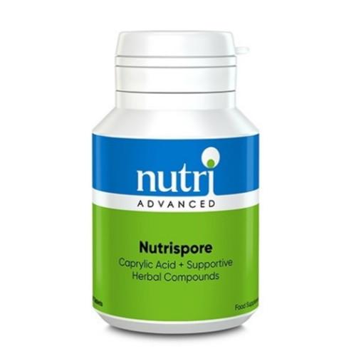 Nutri Advanced Nutrispore - 60 tablets