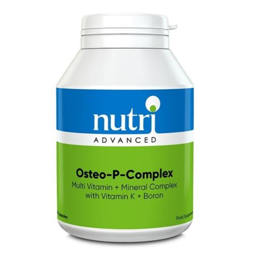 Nutri Advanced Osteo-P-Complex - 120 capsules