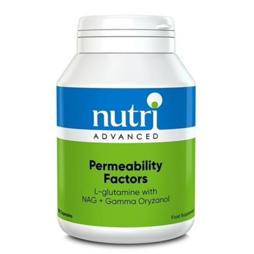 Nutri Advanced Permeability Factors - 90 capsules