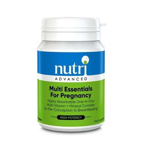Nutri Advanced Pregnancy Multi Essentials - 30 tablets