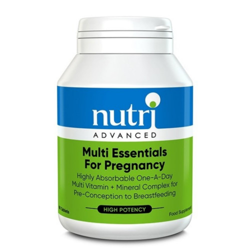 Nutri Advanced Pregnancy Multi Essentials - 60 tablets