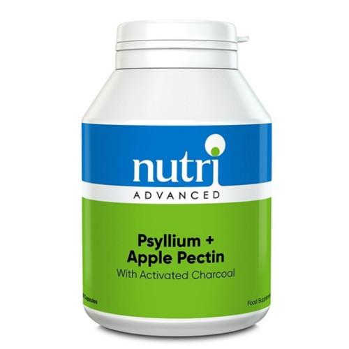 Nutri Advanced Psyllium & Apple Pectin - 100 capsules