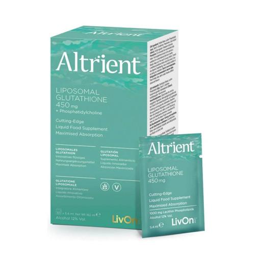 Altrient Glutathione (GSH) by LivOn Labs - 30 sachets