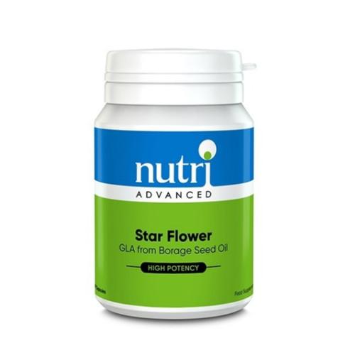 Nutri Advanced Star Flower - 90 capsules