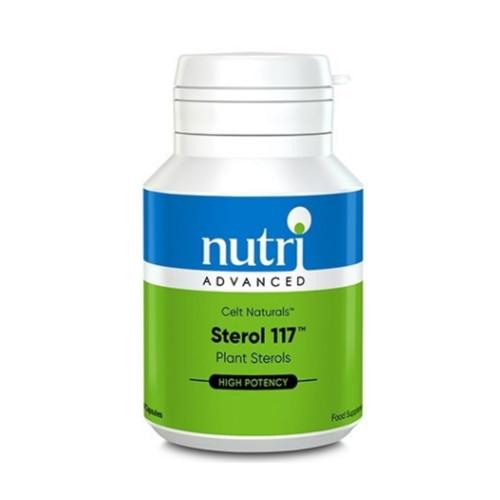 Nutri Advanced Sterol 117 - 30 capsules
