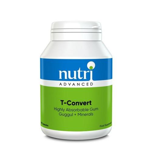 Nutri Advanced T-Convert - 60 capsules