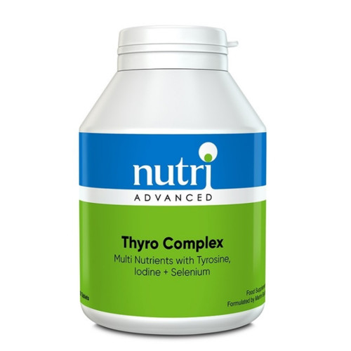 Nutri Advanced Thyro Complex - 120 tablets