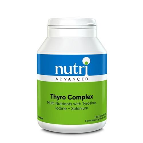 Nutri Advanced Thyro Complex - 60 tablets