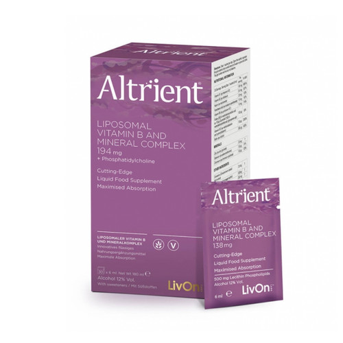 Altrient B by Livon Labs - 30 sachets