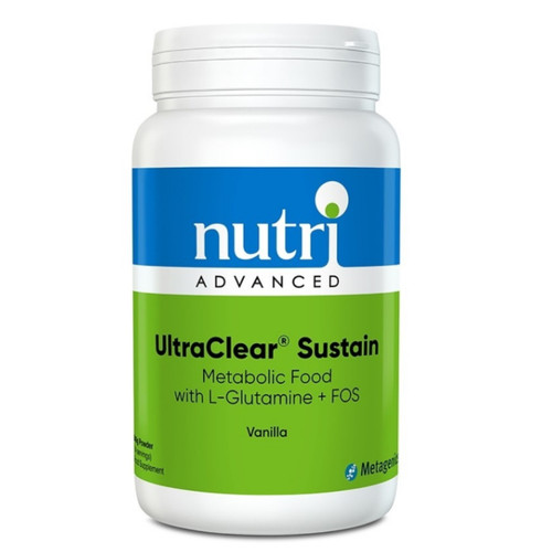 Nutri Advanced UltraClear Sustain Vanilla - 840g (14 Servings)