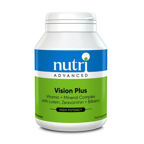 Nutri Advanced Vision Plus - 90 capsules