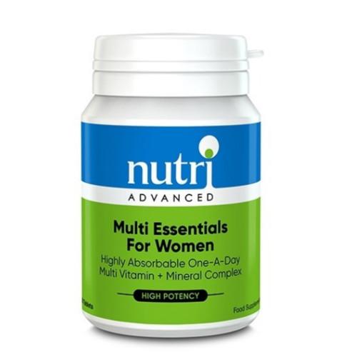 Nutri Advanced Womens Multi Essentials - 30 tablets