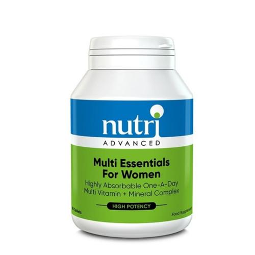 Nutri Advanced Womens Multi Essentials - 60 tablets