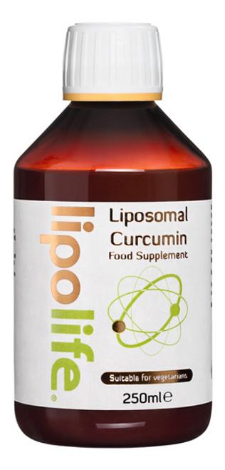 Lipolife Liposomal Curcumin C3 Complex - 250ml