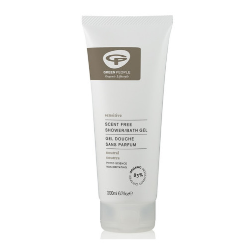 Green People Scent Free Shower Gel - 200ml