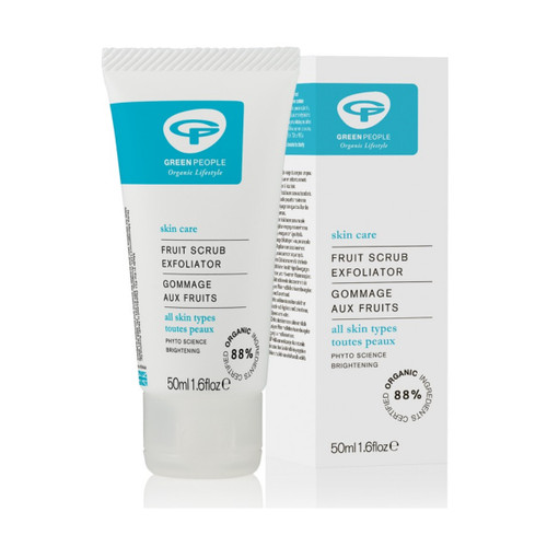 Green People Fruit Scrub - 50ml