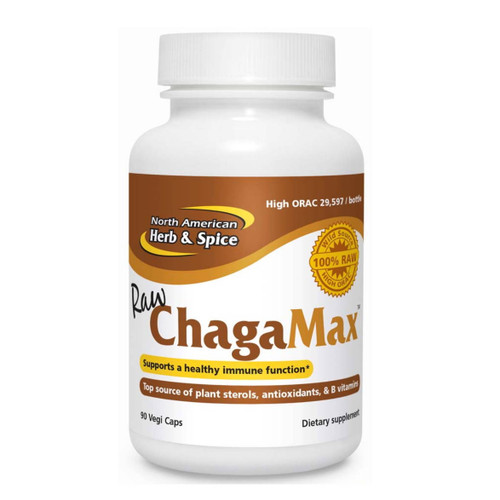 North American Herb & Spice ChagaMax - 90 capsules