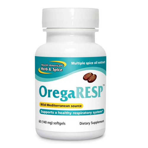North American Herb & Spice OregaResp P73 - 60 gel capsules