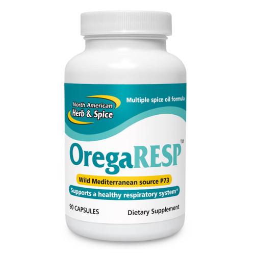 North American Herb & Spice OregaResp P73 - 90 veg capsules