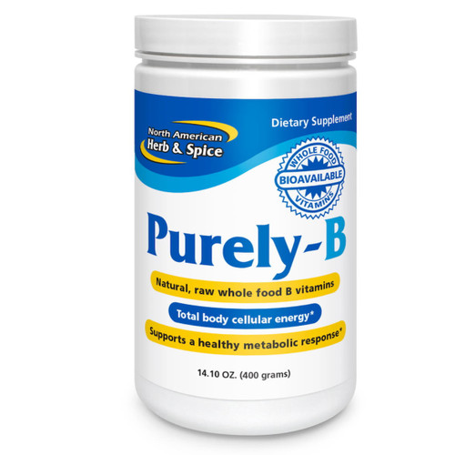 North American Herb & Spice Purely-B - 400g