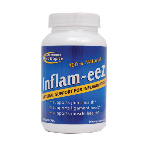 North American Herb & Spice Inflam-eze - 90 capsules