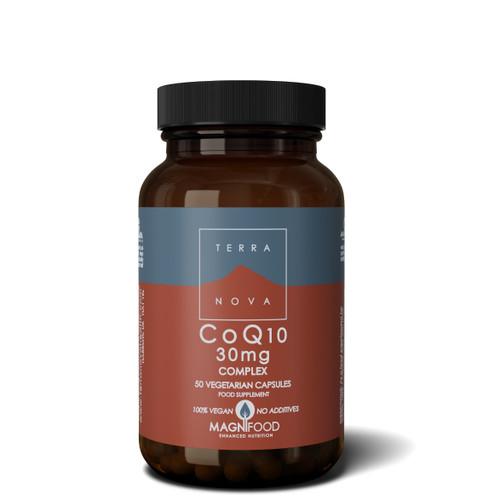 Terranova CoQ10 30mg - 50 capsules