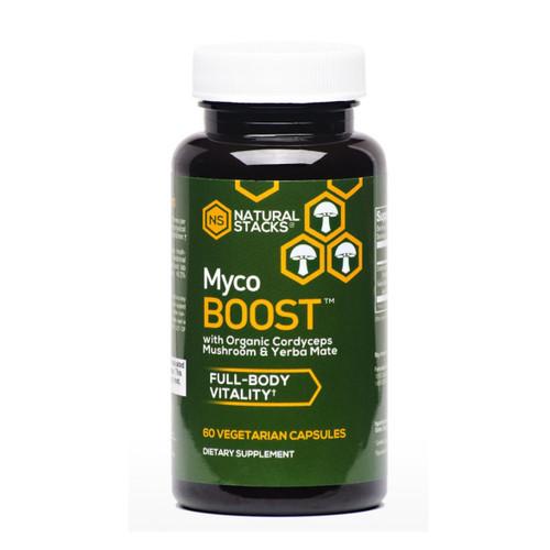 Natural Stacks MycoBOOST - 60 capsules