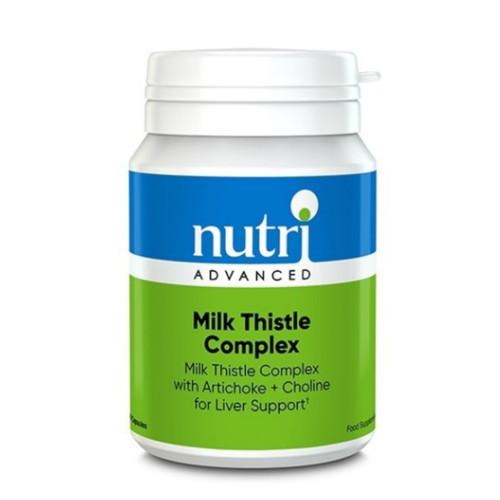 Nutri Advanced Milk Thistle Complex - 60 Capsules