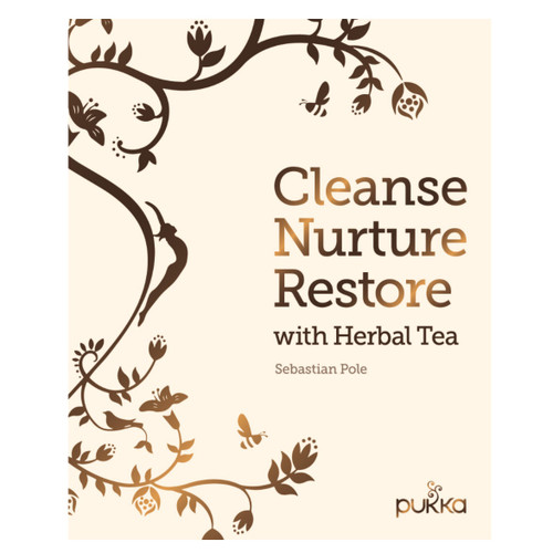Pukka Cleanse Nurture Restore with Herbal Tea - Sebastian Pole