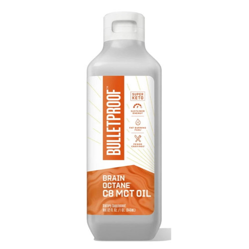Bulletproof Brain Octane Oil - 473ml