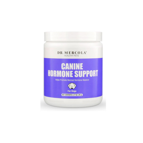 Dr Mercola Healthy Pets Canine Hormone Support - 90g