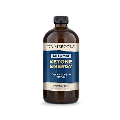 Dr Mercola Ketone Energy MCT Oil - 473ml