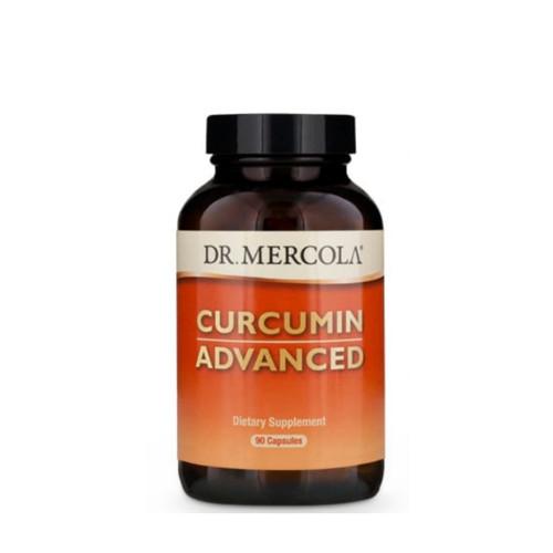 Dr Mercola Curcumin Advanced 500mg - 90 capsules