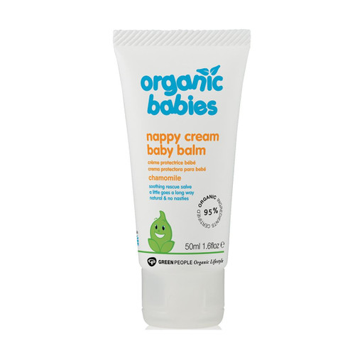 Green People Nappy Cream Baby Balm - 50ml