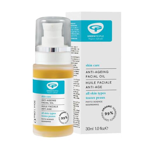 Green People Anti Aging Facial Oil  - 30ml