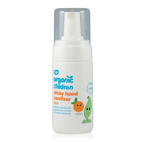 Green People Sticky Hand Sanitiser - 100ml