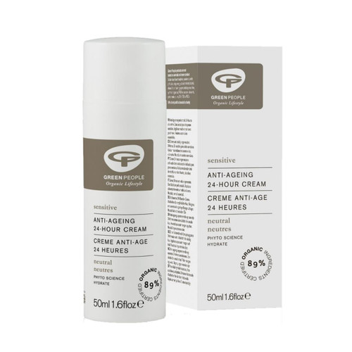 Green People Neutral 24 hour Cream - 50ml