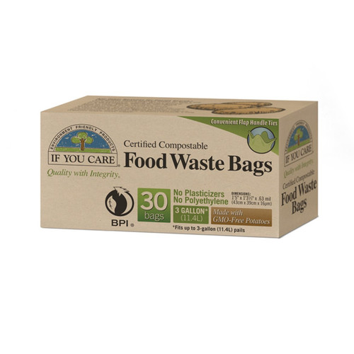 If You Care Food Waste Bags - 30 bags
